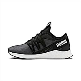 NRGY Star Knit Sneaker, Puma Black-Puma White, small