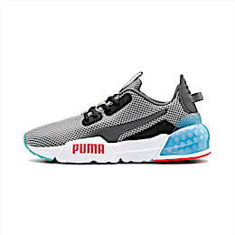 CELL Phase Sneakers JR, CASTLEROCK-Puma Black, small