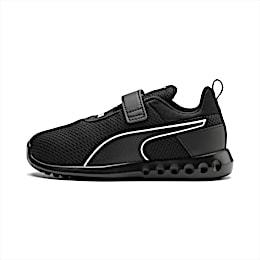 Carson 2 Concave Kids Sneaker, Puma Black, small