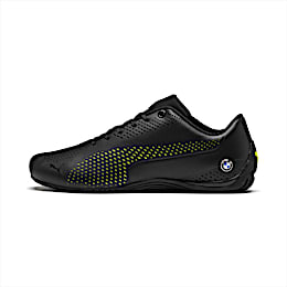 BMW M Motorsport Drift Cat Ultra 5 II Shoes, Puma Black-Fizzy Yellow, small