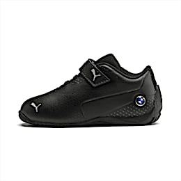 BMW M Motorsport Drift Cat 5 Ultra II Toddler Shoes, Puma Black-Puma Black, small