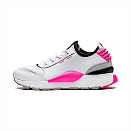 RS-0 SOUND Sneaker, Wht-GrayViolet-KNOCKOUTPINK, small