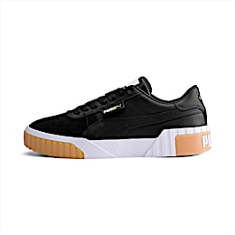 Basket Cali Exotic pour femme, Puma Black-Puma Black, small