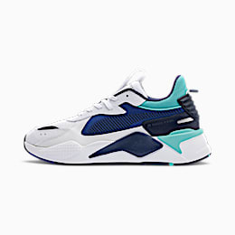 Basket RS-X Tracks Drive, Puma White-Galaxy Blue, small