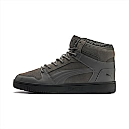 Rebound Lay Up SD Fur Sneaker