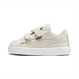 Suede Winter Monster Babies' Trainers
