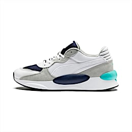 RS 9.8 Cosmic Trainers, Puma White-Peacoat, small