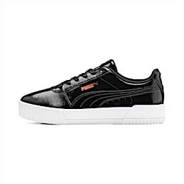 Carina P Damen Sneaker, Puma Black-Puma Black, small