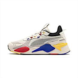 RS-X Colour Theory Trainers, Whisper White-Puma Black, small