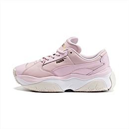 STORM.Y Leather Women's Trainers