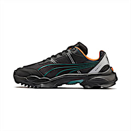 PUMA x HELLY HANSEN Nitefox Trainers, Puma Black, small