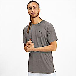 Reactive Herren T-Shirt, Medium Gray Heather, small
