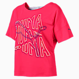 Camiseta de training de mujer HIT Feel It