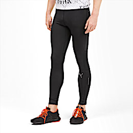IGNITE Long Men's Running Tights, Puma Black, small