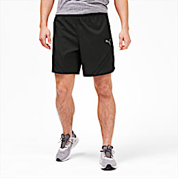 Last Lap Woven 2 in 1 Men's Running Shorts, Puma Black, small