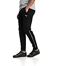 MERCEDES AMG PETRONAS Men's Sweatpants, Puma Black, small