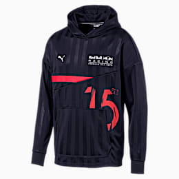 Sous-veste à capuche Red Bull Racing Lifestyle pour homme, NIGHT SKY, small
