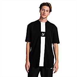 T-Shirt XTG pour homme, Cotton Black, small