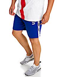 XTG Herren Gestrickte Shorts, Surf The Web, small