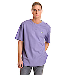 Downtown Herren T-Shirt, Sweet Lavender, small