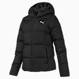 Chaqueta de plumón con capucha de mujer Essentials 400