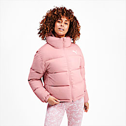 480 Style Down Women's Jacket, Bridal Rose, small