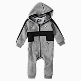BMW M Motorsport Babies' Jumpsuit, Medium Gray Heather, small