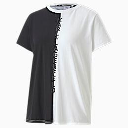 T-Shirt Open Back PUMA x KARL LAGERFELD pour femme, Puma Black, small