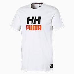 Camiseta de algodón con cuello redondo PUMA x HELLY HANSEN
