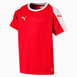 Maillot Football LIGA pour enfant, Puma Red-Puma White, small