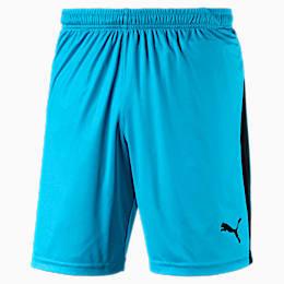 Herren LIGA Shorts, AQUARIUS-Puma Black, small