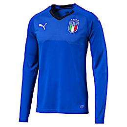 Italia Long Sleeve Home Replica Jersey