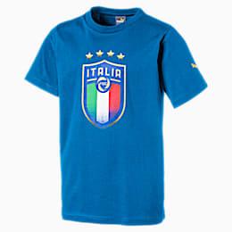 Italia Badge Tee Jr