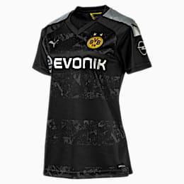 BVB Damen Replica Auswärtstrikot, Puma Black, small