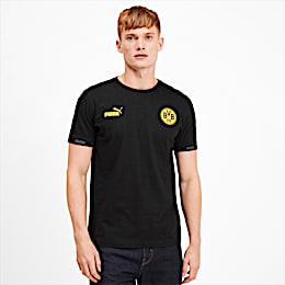 BVB Football Culture Herren T-Shirt, Puma Black, small