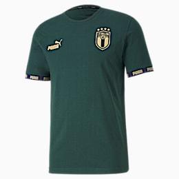 T-Shirt Italia Football Culture pour homme