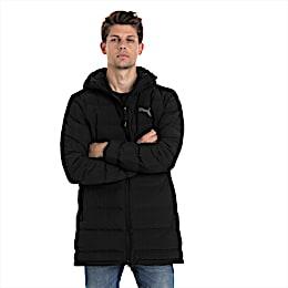 Men's Downguard 600 Down Jacket, Puma Black, small