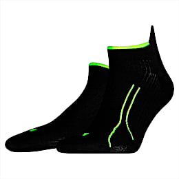 Running Cell Trainer Socks, black, small
