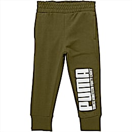 Toddler Terry Joggers, OLIVINE, small