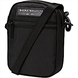 PUMA Solid Mini Crossbody Bag, Black, small