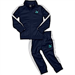 Classics Pack Infant + Toddler T7 Track Set, PEACOAT, small