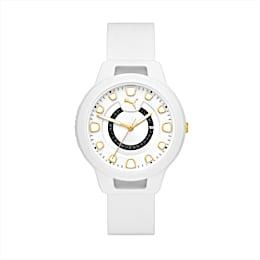 Reset v1 Watch, White/White, small