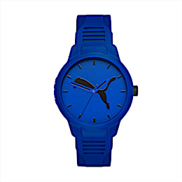 Reset v2 Watch, Blue/Blue, small