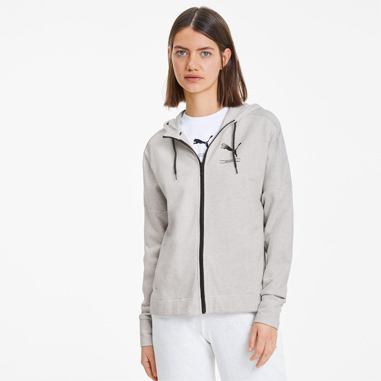 Puma Nu-tility Women's Full Zip Hoodie