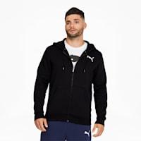 Deals on Puma Essentials Mens Full Zip Hoodie