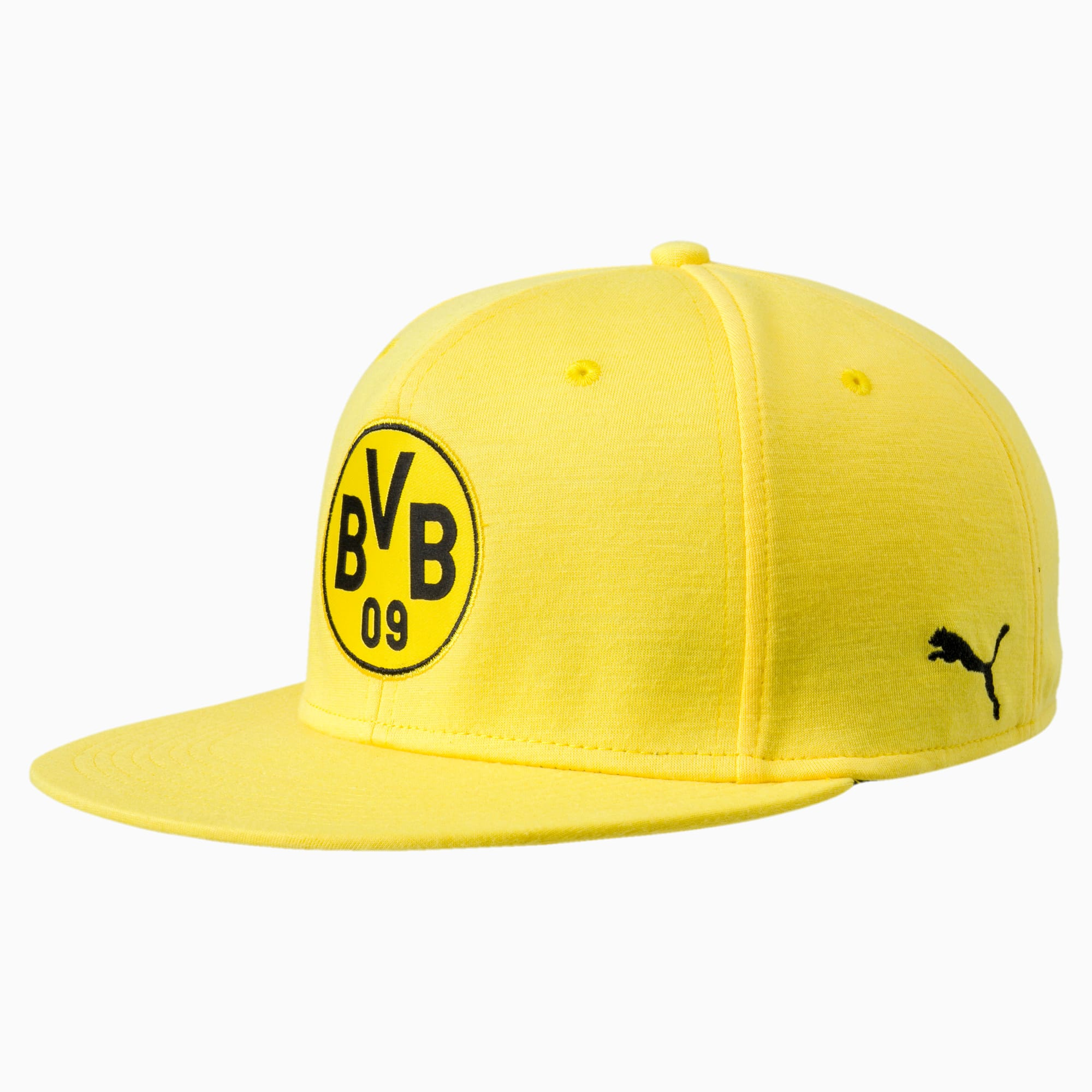 Borussia Dortmund Stretch Fit Logo Hat Puma Us