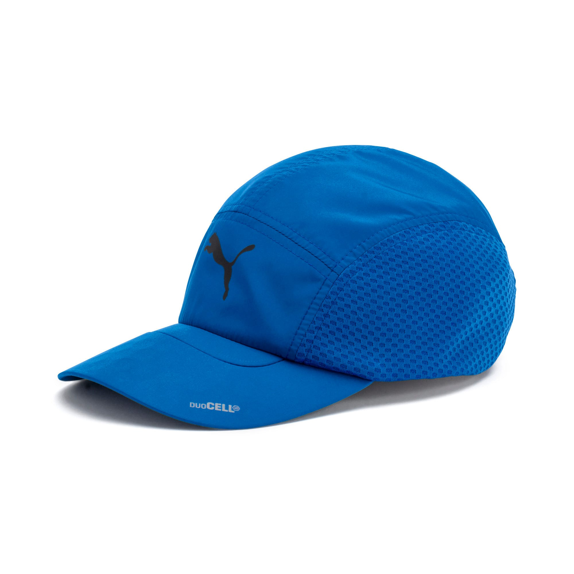 Thumbnail 1 of duoCELL Running Cap II, Strong Blue, medium-IND