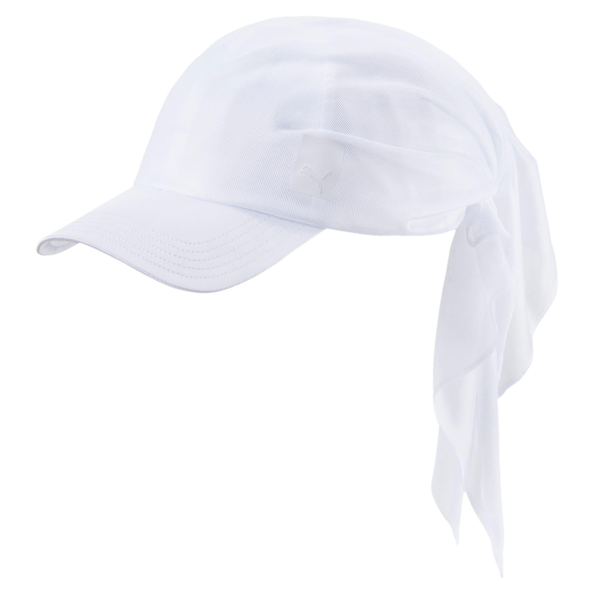 Thumbnail 1 of En Pointe Bandana Women's Hat, Puma White, medium