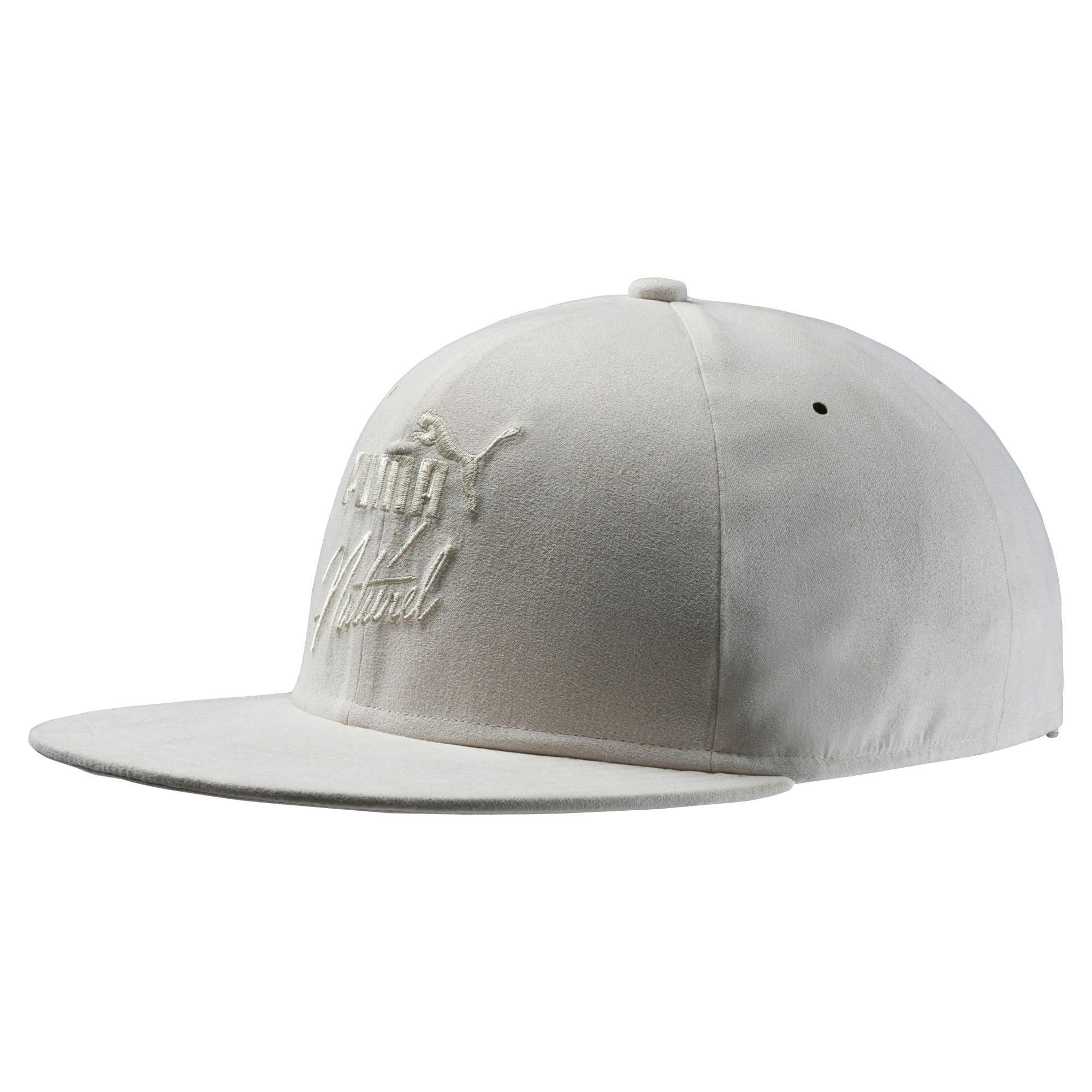 Thumbnail 1 of PUMA x NATUREL Hat, Whisper White, medium
