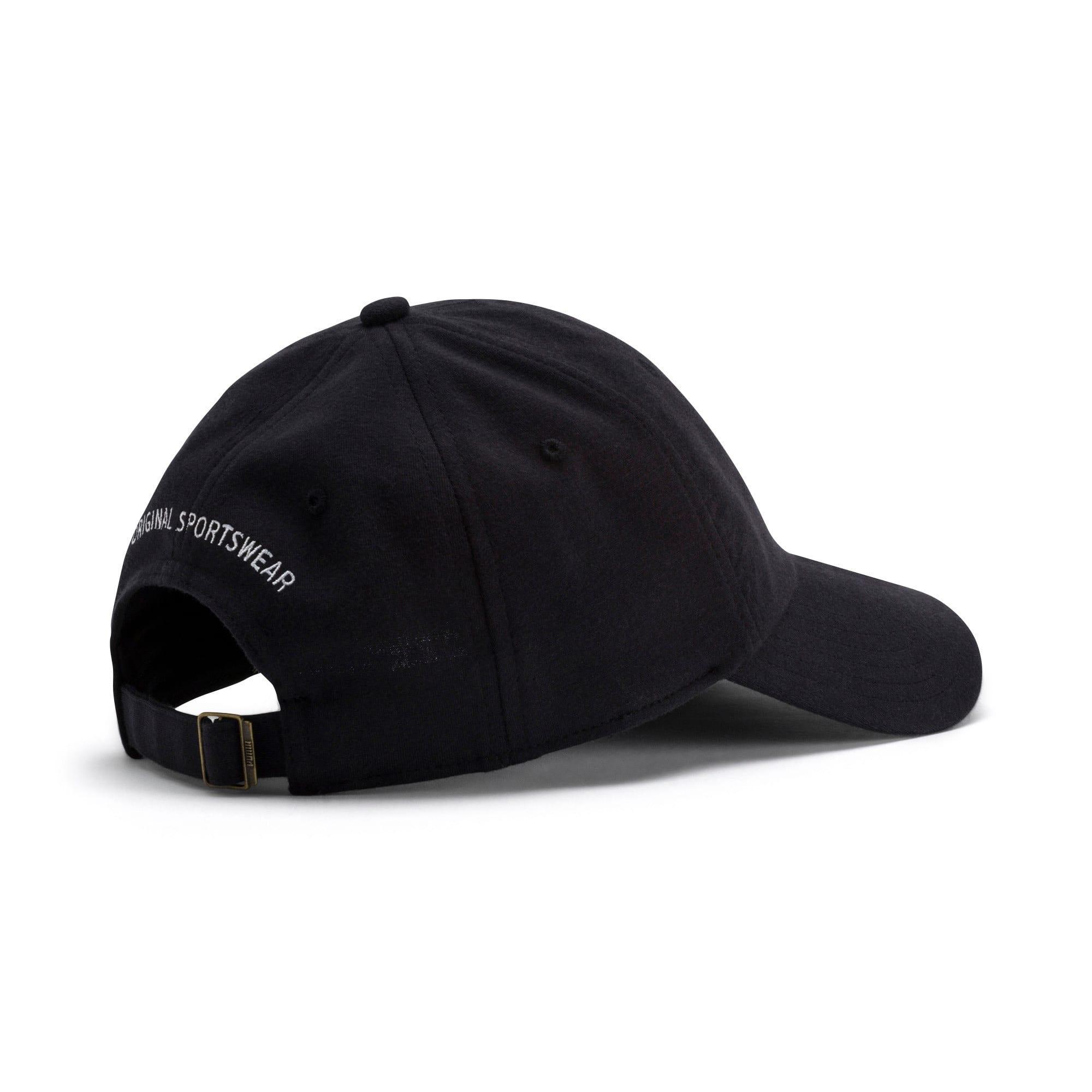 Thumbnail 2 of STYLE Fabric Cap, Puma Black, medium
